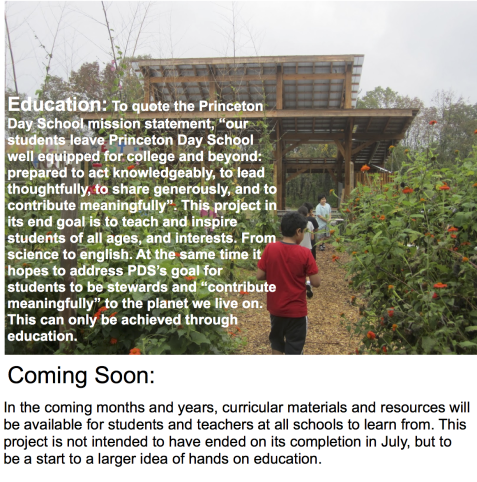 Eagle Scout Project Website-Draft III-Education
